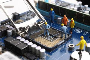 mf in esaurimento, Giannone Computers, Assistenza Tecnica