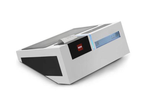 Gestione punto cassa, misuratori fiscali, registratore di cassa, Giannone Computers, RCH, Rch Asso