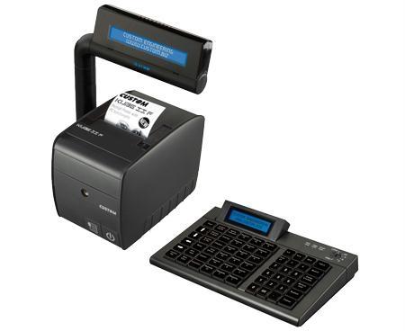 Gestione punto cassa, misuratori fiscali, registratore di cassa, Giannone Computers, Custom, Kube, Custom Kube, Registratore Telematico