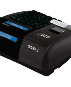 Gestione punto cassa, misuratori fiscali, registratore di cassa, Giannone Computers, Custom, Custom Big 3