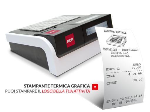 Gestione punto cassa, misuratori fiscali, registratore di cassa, Giannone Computers, RCH, Rch Wall e Mec