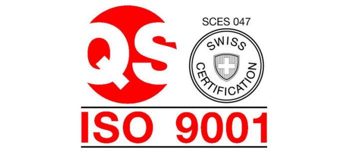 Giannone Computers, Certificazione ISO 9001
