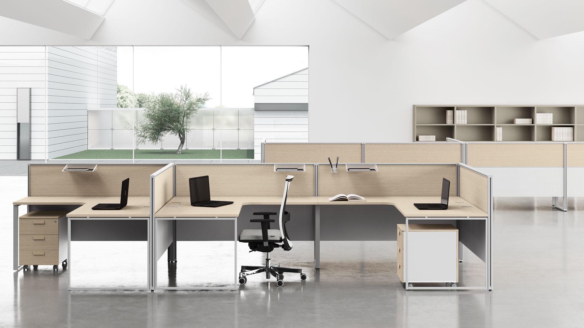 Giannone Computers, Mobili per ufficio, Las, 5TH el.