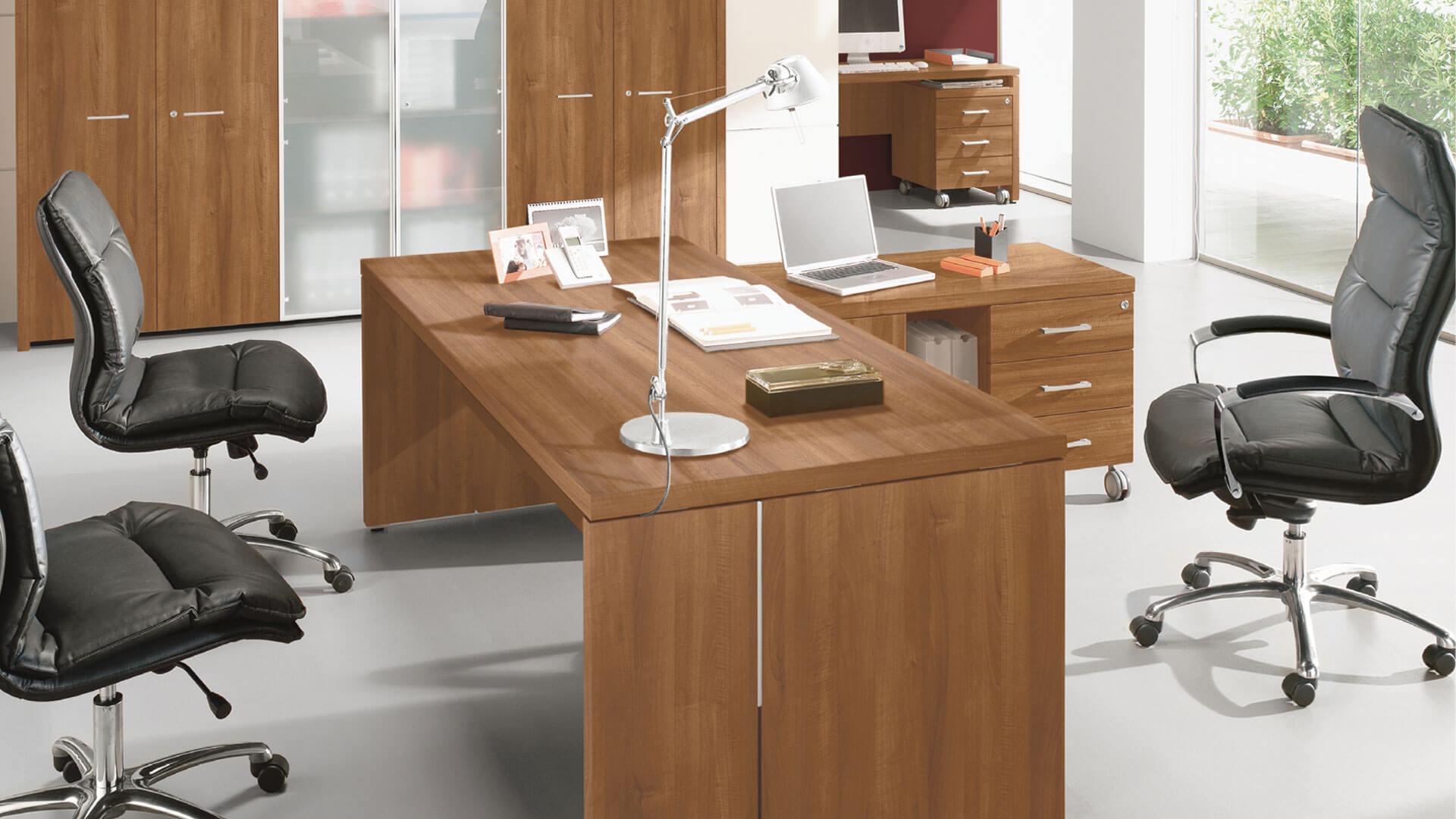 Giannone Computers, Mobili per ufficio, Las, Delta Evo