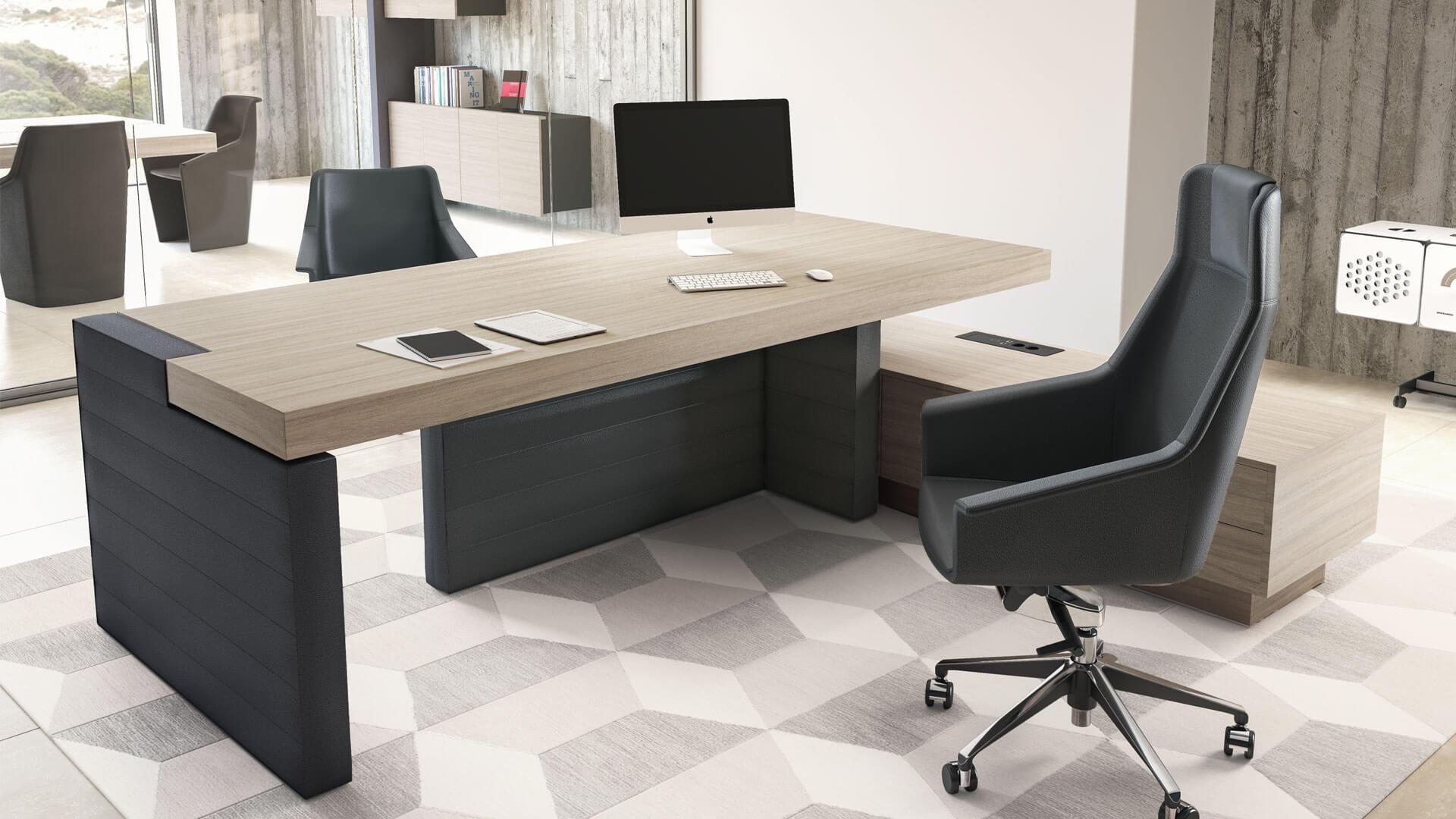 Linea jera mobili per ufficio giannone computers for Mobili design ufficio
