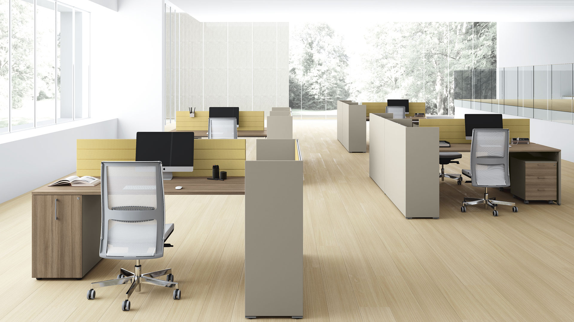 Giannone Computers, Mobili per ufficio, Las, Oxi