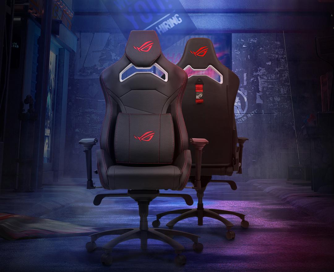 Sedia gaming ROG