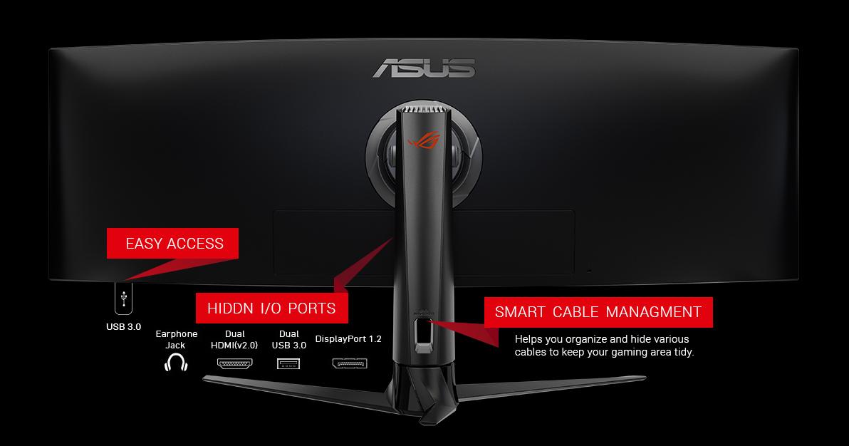 ASUS Gaming Monitor ROG Strix