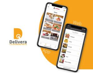 Delivera, gestione ordini