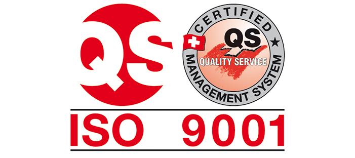Certificazione ISO 9001, Giannone Computers